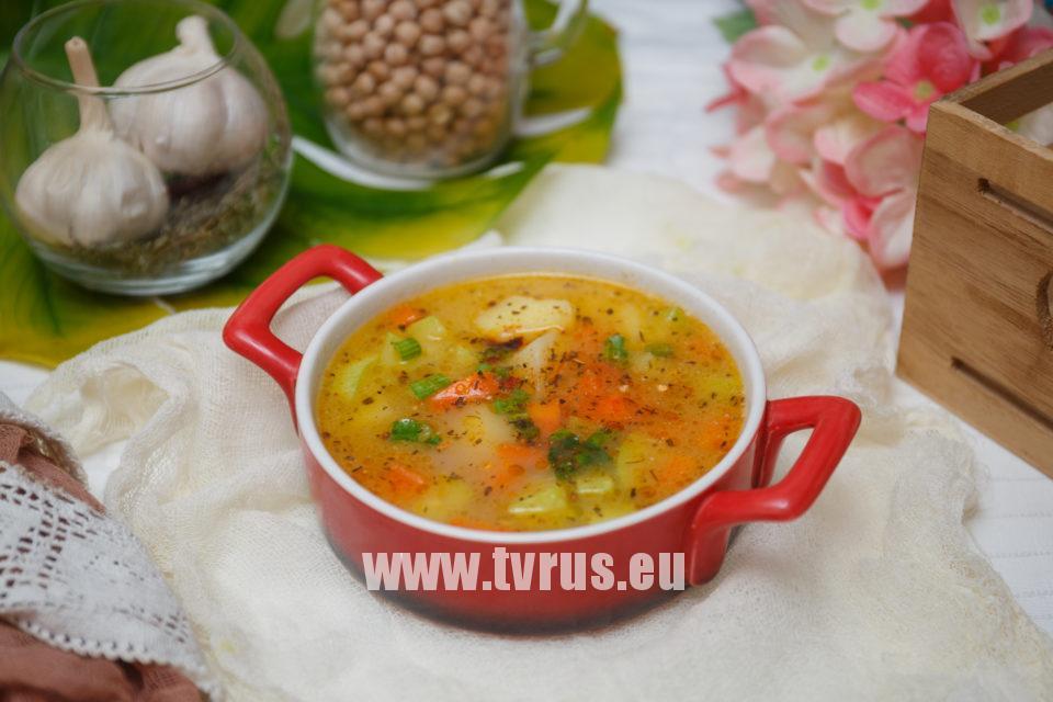 суп лёгкий