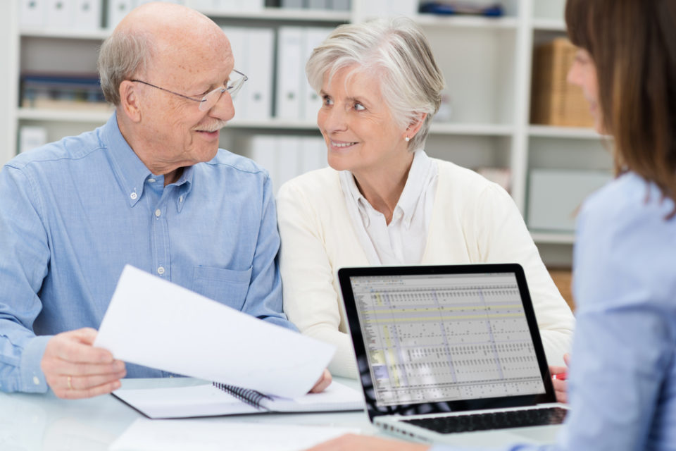 страховка для пенсионера