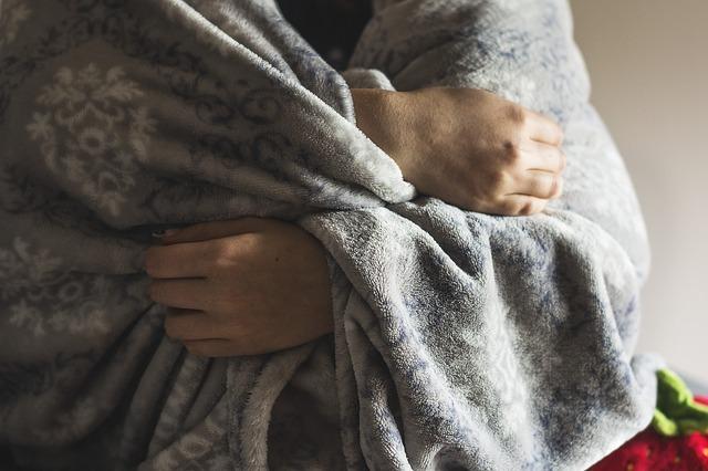 холодно одеяло