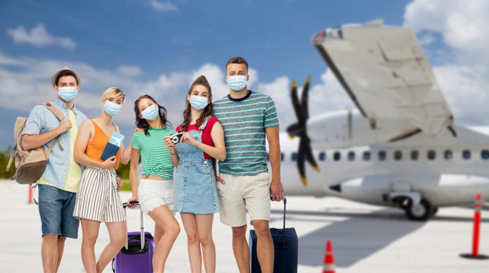 туристы коронавирус
