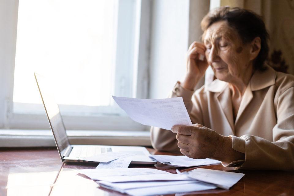пенсионер налоговая