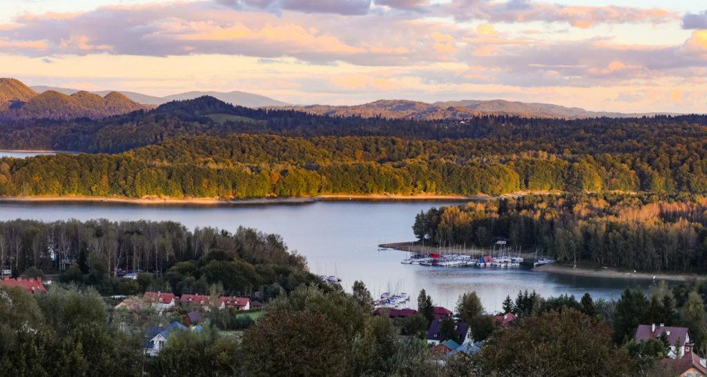 Solina-Lake