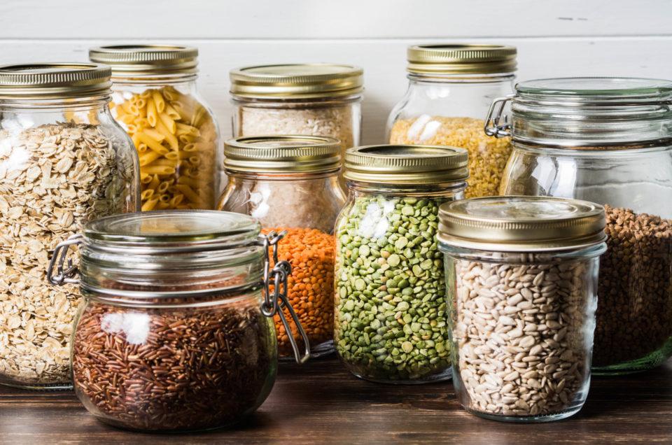 Various-cereals