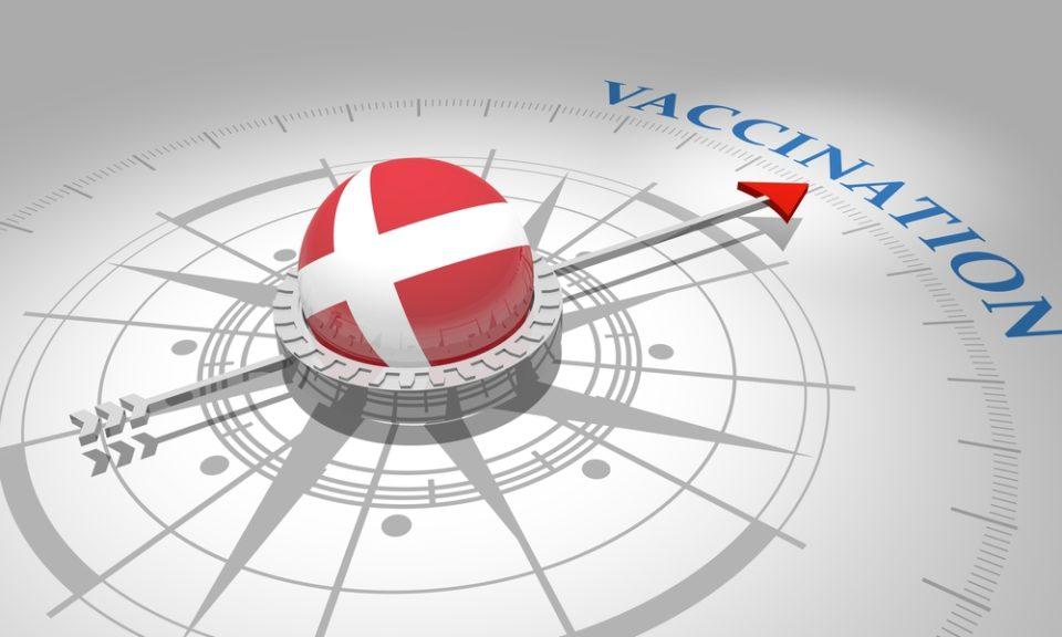 Дания Вакцинация