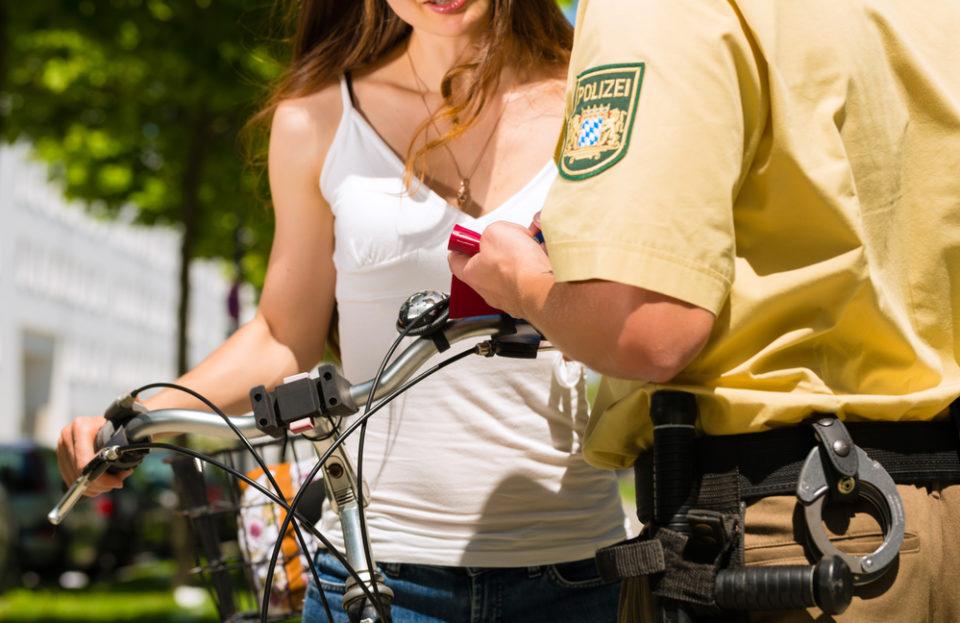 велосипед дорога
